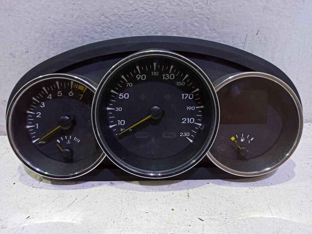 Панель приборов Renault