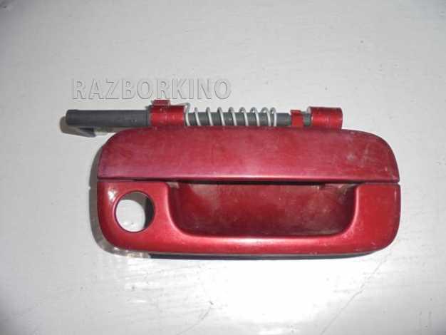 Ручка наружная передней правой двери Peugeot