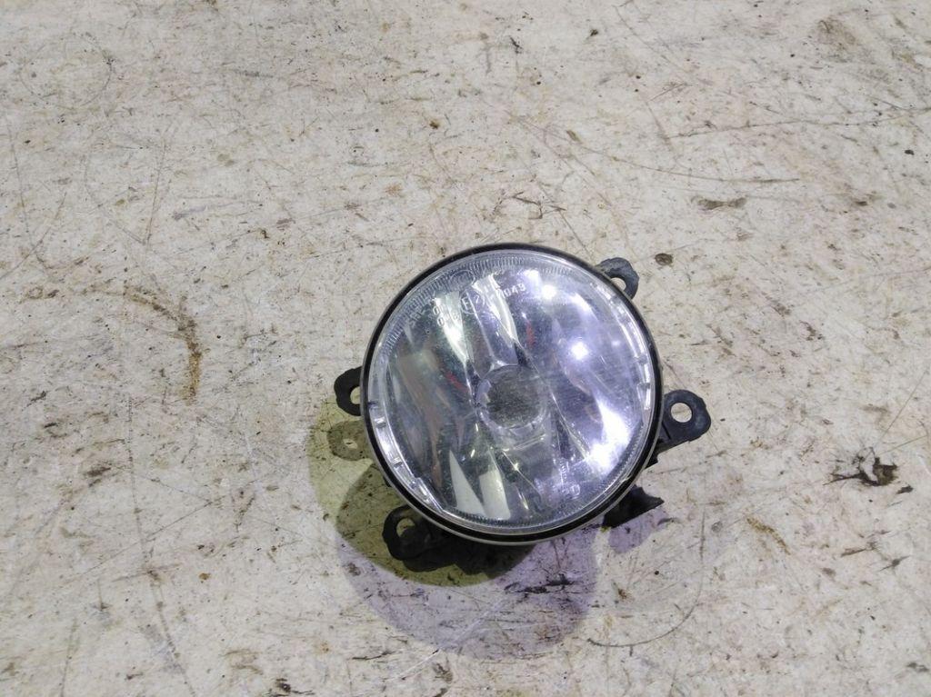 Фара противотуманная левая Renault