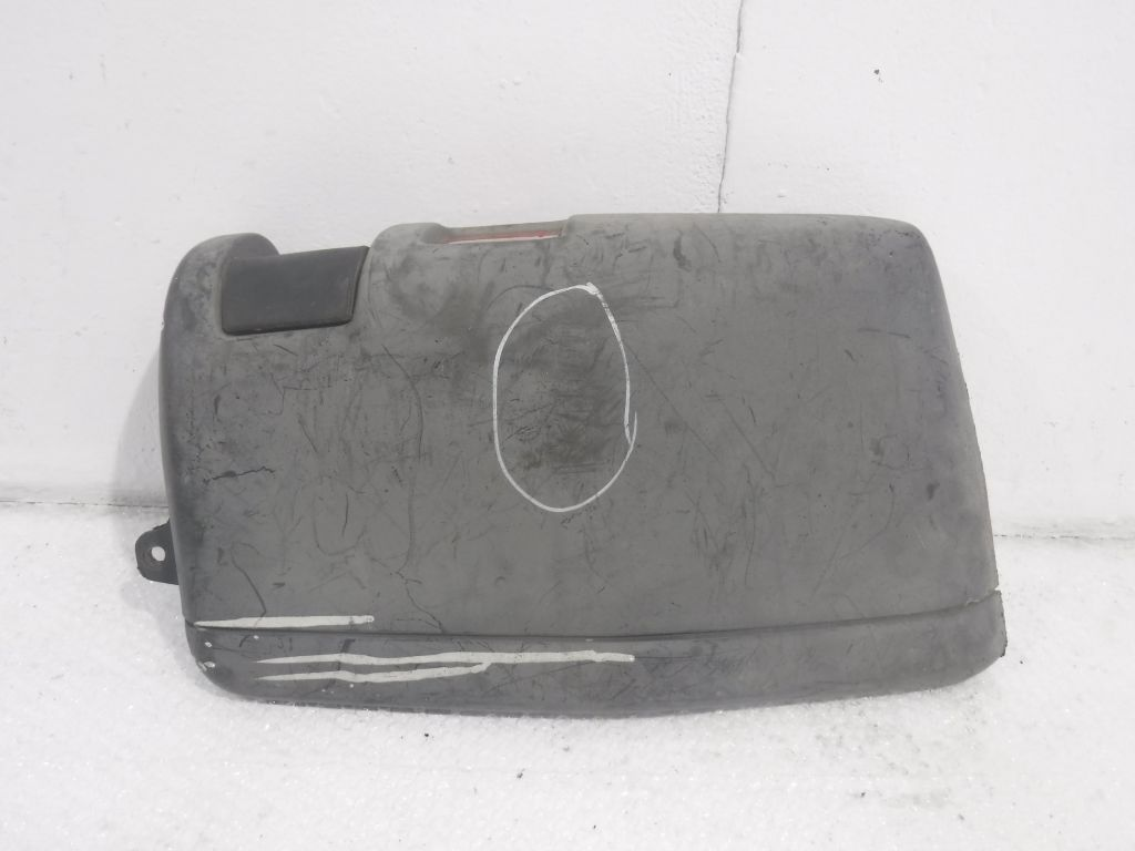 Накладка заднего бампера Peugeot