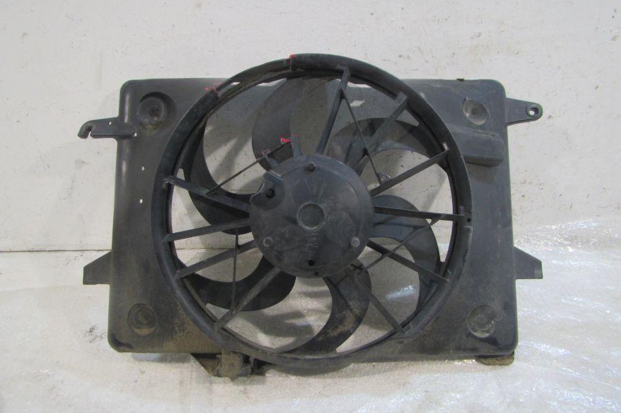 Вентилятор радиатора Lincoln