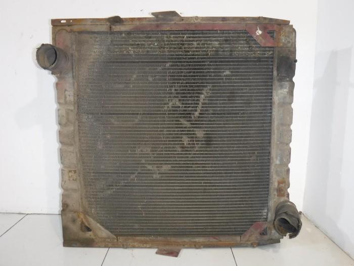 Радиатор основной MAN