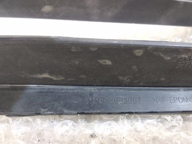 Решетка бампера 622565PA0B Datsun on-DO