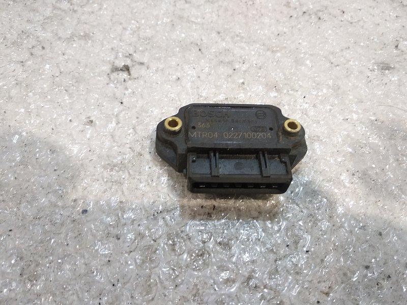 Блок управления зажиганием (коммутатор) Citroen