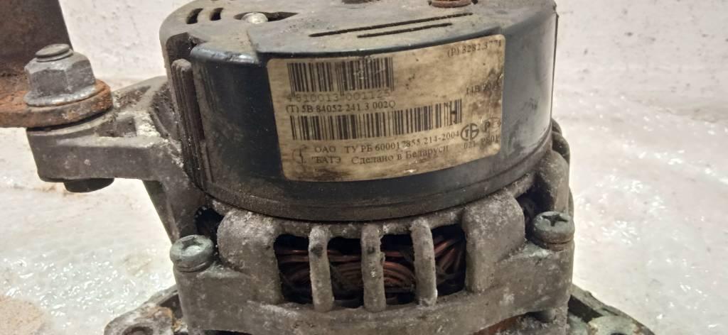 Генератор 32823771000 GAZ 3302