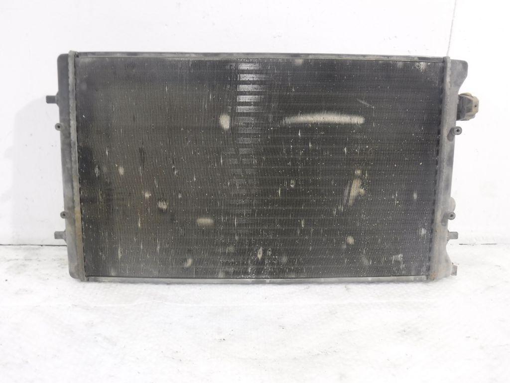 Радиатор основной Skoda