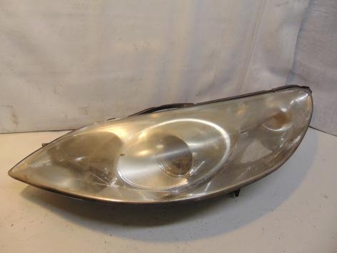 Блок фара левая Peugeot