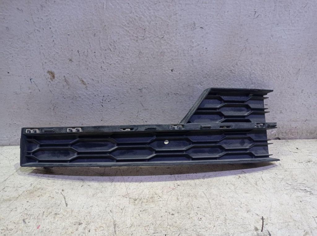 Накладка переднего бампера Skoda