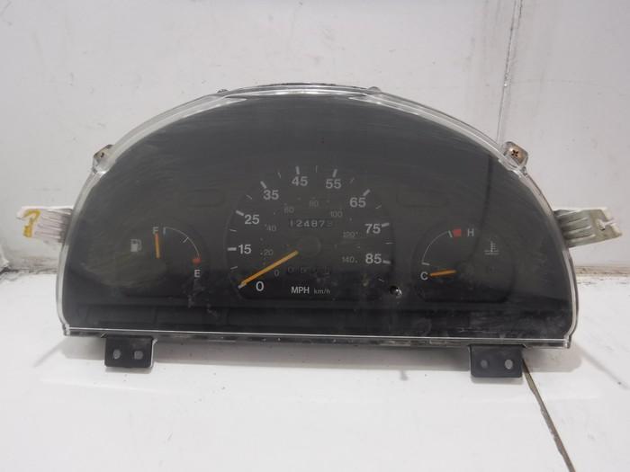 Панель приборов Chevrolet