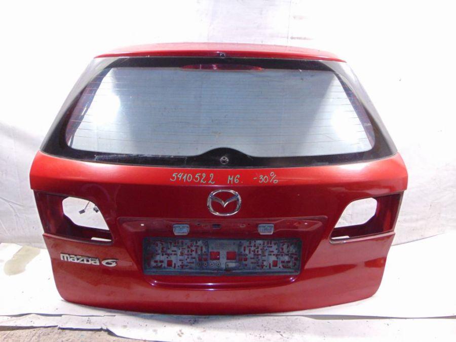 Дверь багажника Mazda