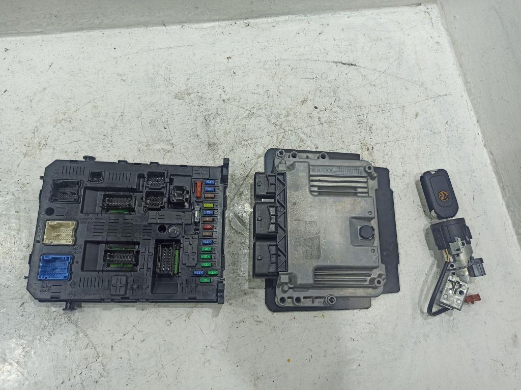 Блок управления двигателем Citroen