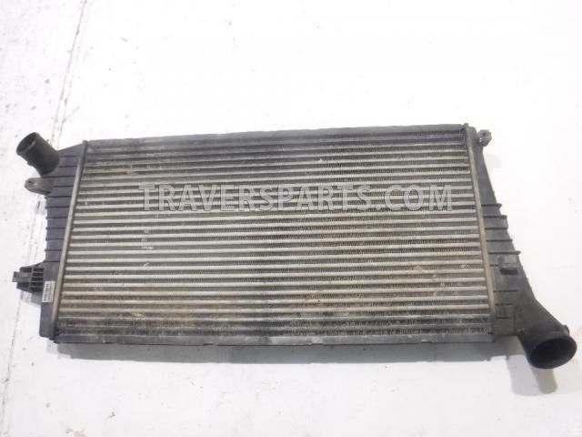 Радиатор охлаждения турбины (интеркулер) LDV