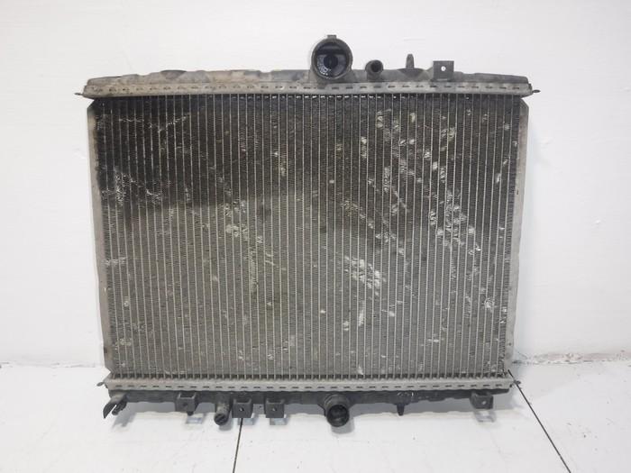 Радиатор основной Peugeot