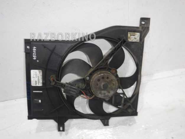 Вентилятор радиатора LDV