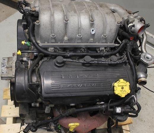 Двигатель Chrysler