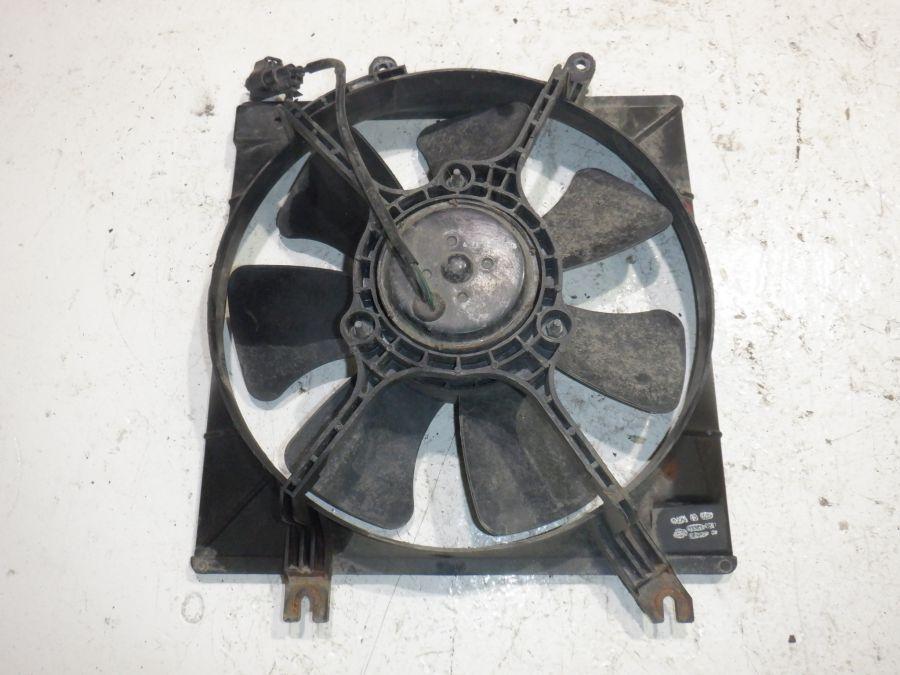 Вентилятор радиатора Kia