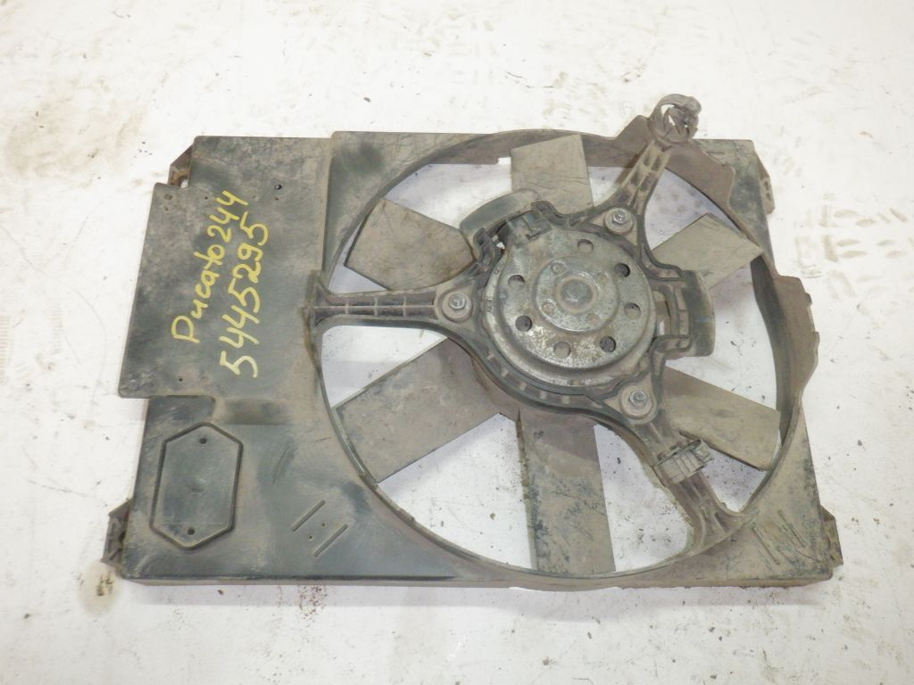 Вентилятор радиатора Fiat