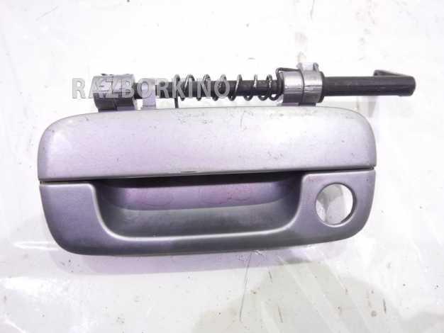 Ручка наружная передней левой двери Peugeot