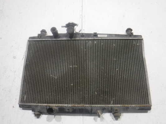 Радиатор основной Geely
