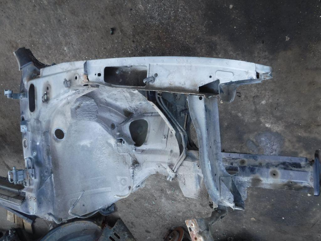 Лонжерон передний правый Audi