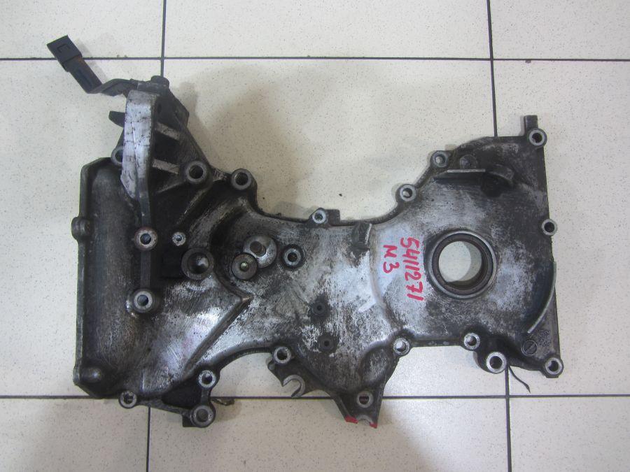 Крышка двигателя передняя Mazda