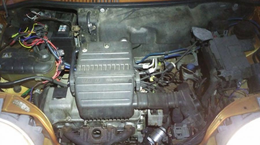 Двигатель Fiat