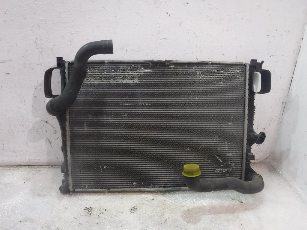 Радиатор основной A2215000503 Mercedes W221 S, Mercedes C216 CL