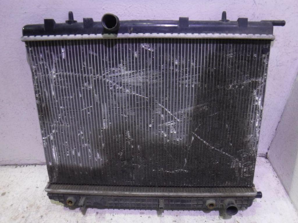 Радиатор основной DongFeng