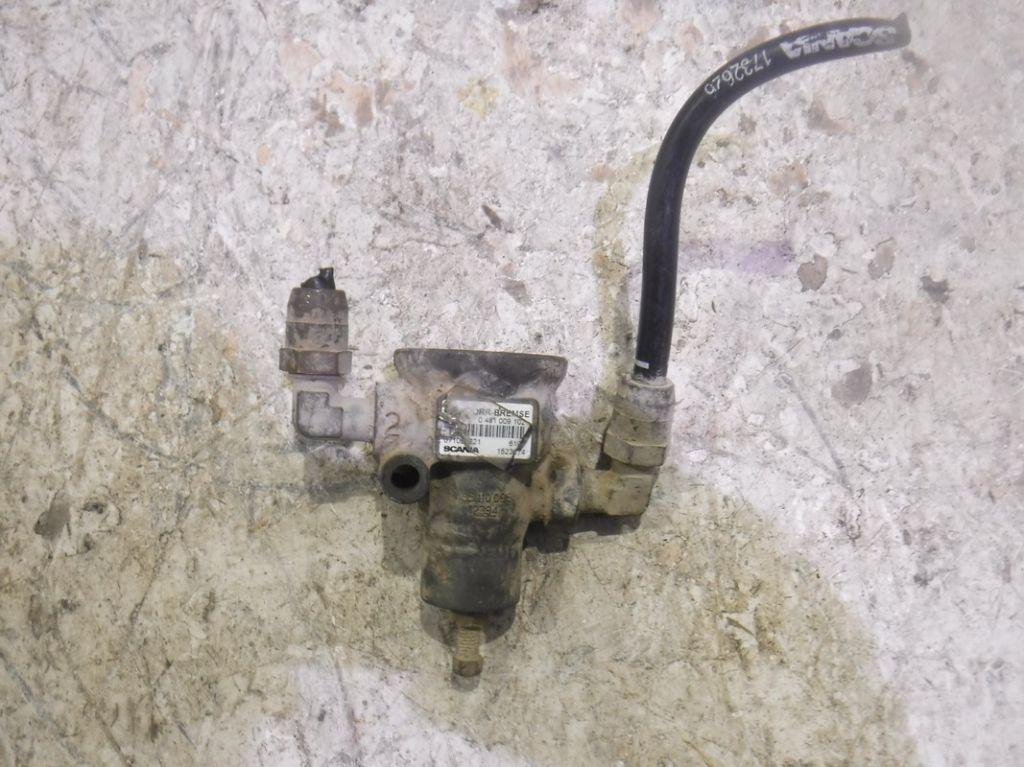 Клапан редукционный Scania
