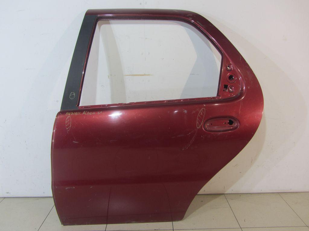 Дверь задняя левая Fiat