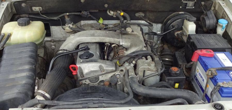 Двигатель SsangYong