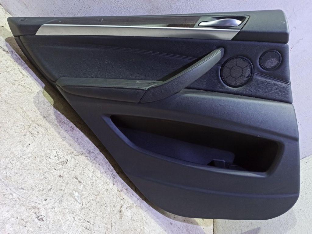 Обшивка двери задней левой BMW