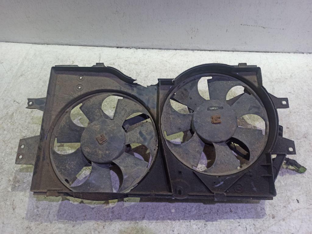 Вентилятор радиатора Chrysler