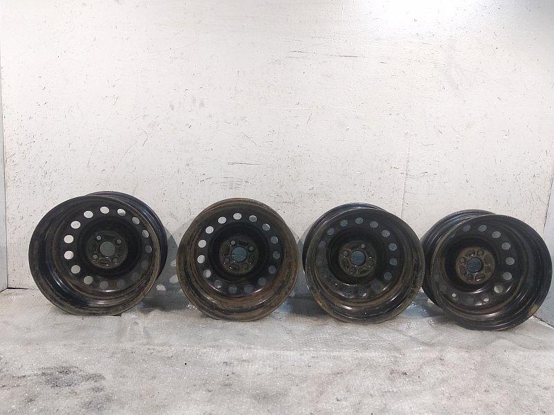 Диски стальные комплект