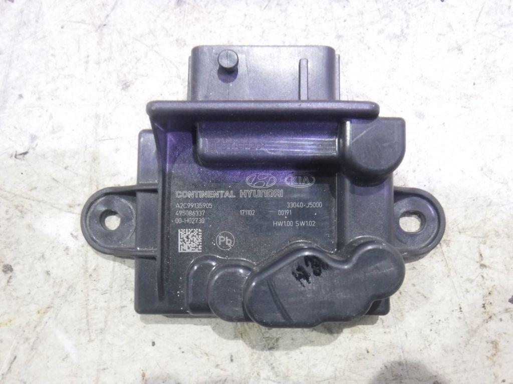 Блок управления топливным насосом Kia