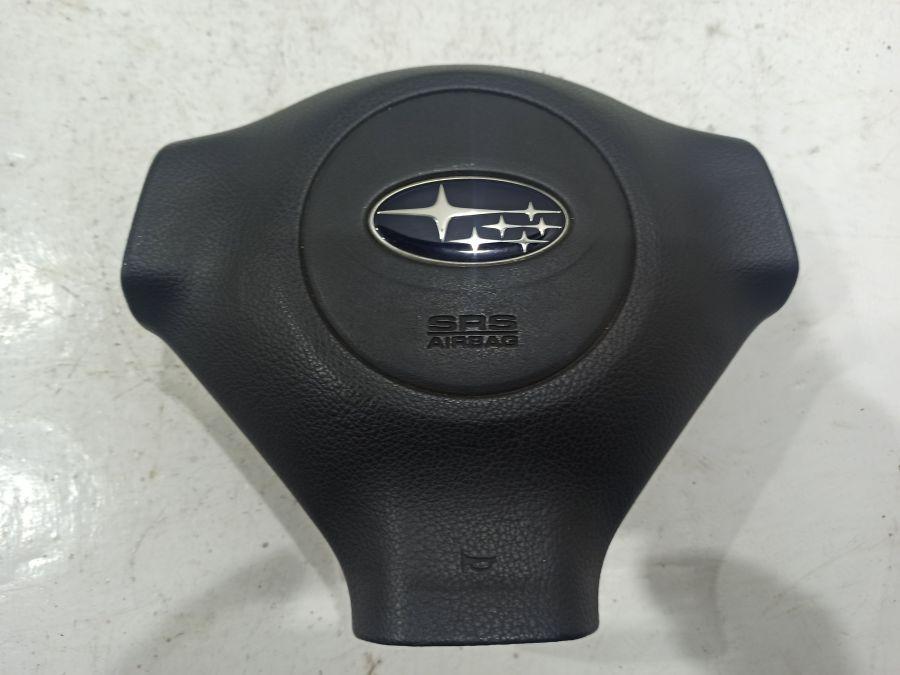 Подушка безопасности в руль Subaru