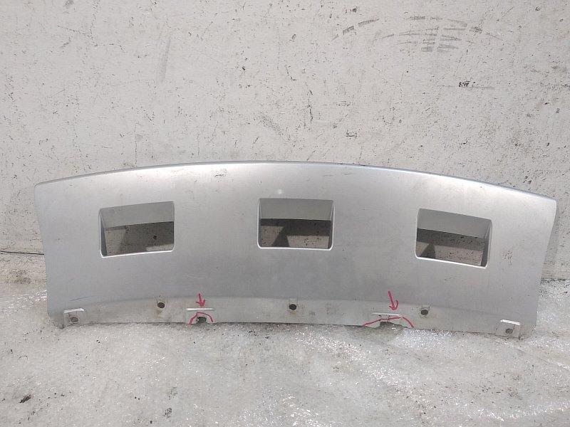 Накладка переднего бампера Haval