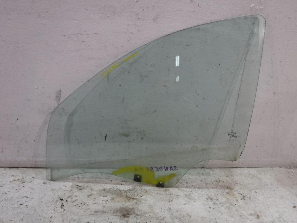 Стекло передней левой двери Renault