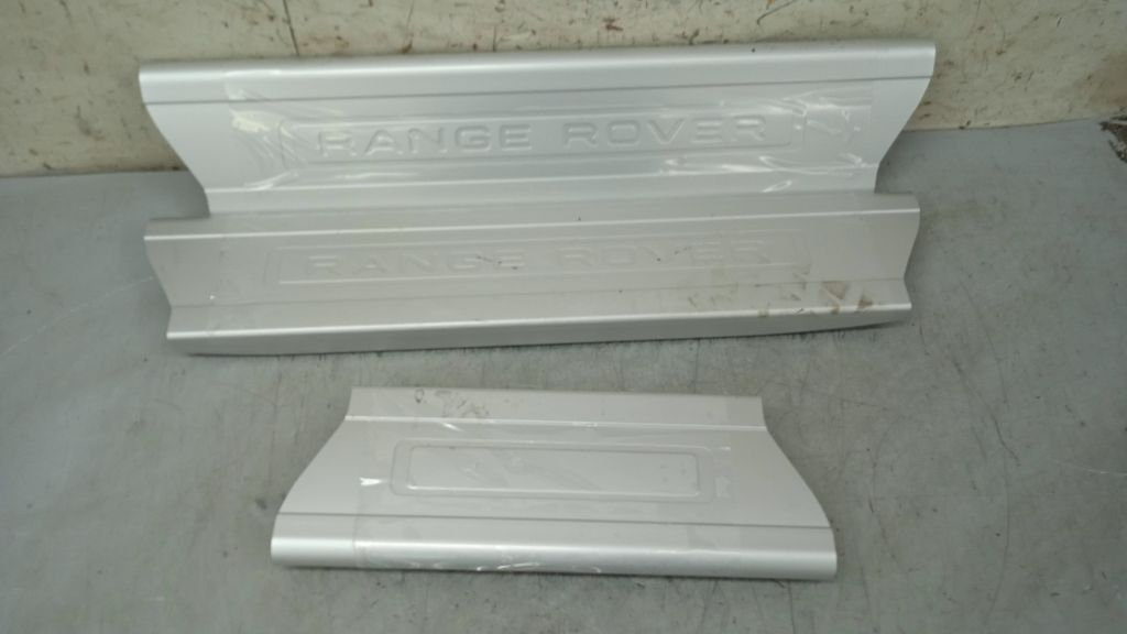 Накладка на порог внутренняя Land Rover