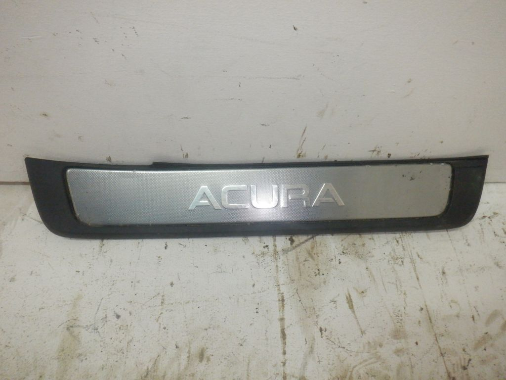 Накладка на порог внутренняя Acura