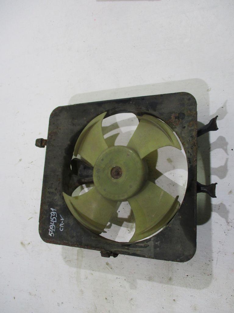 Вентилятор радиатора Honda