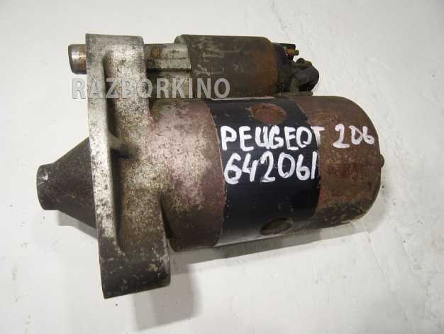 Стартер Peugeot