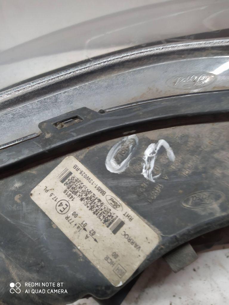 Блок фара правая Bm5113w029rb Ford Focus 3