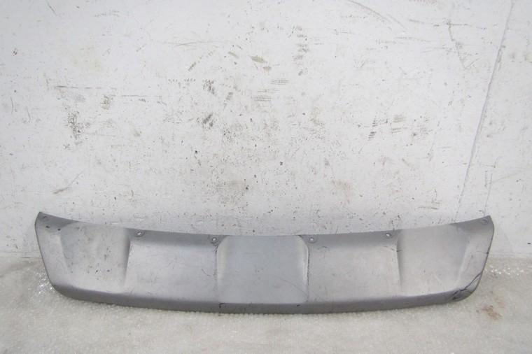 Накладка переднего бампера Lifan