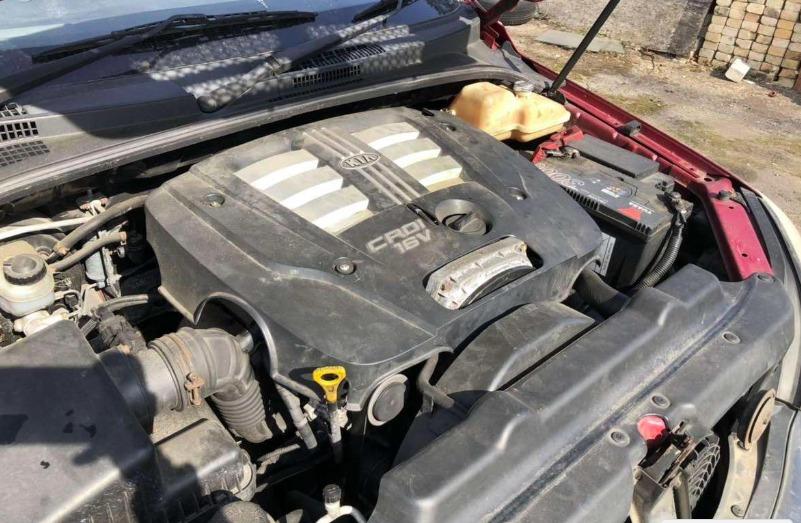 Двигатель Hyundai