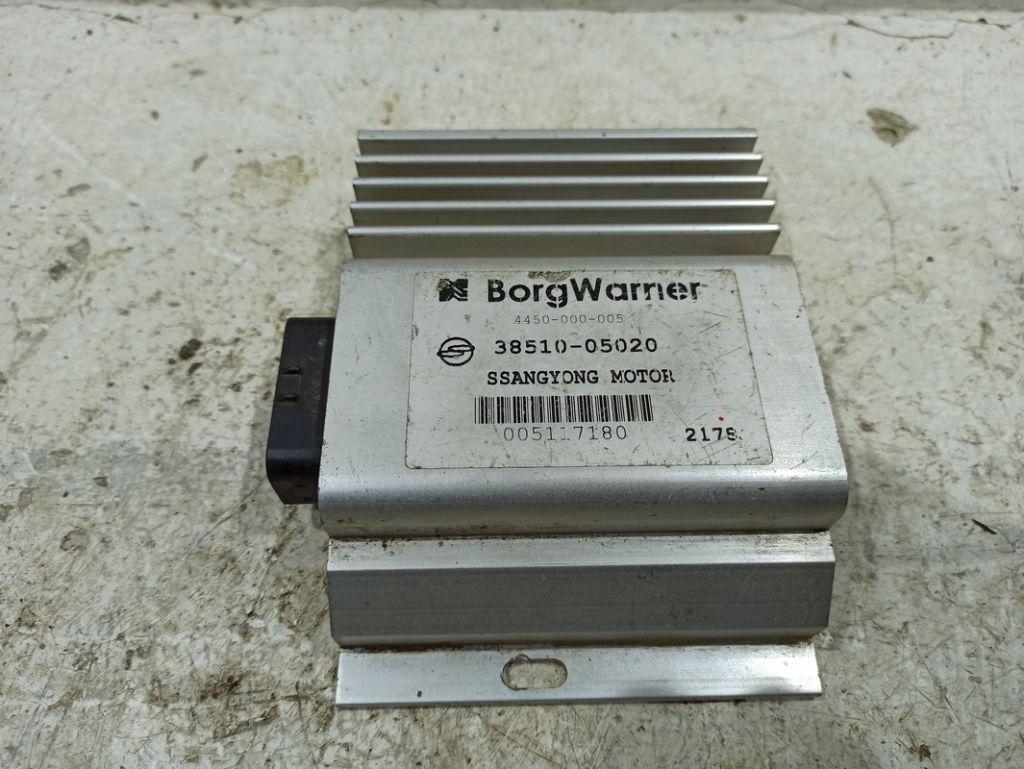 Блок управления раздаточной коробкой SsangYong
