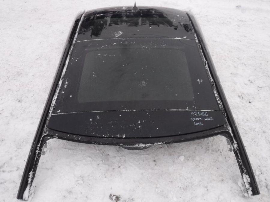 Крыша Mercedes