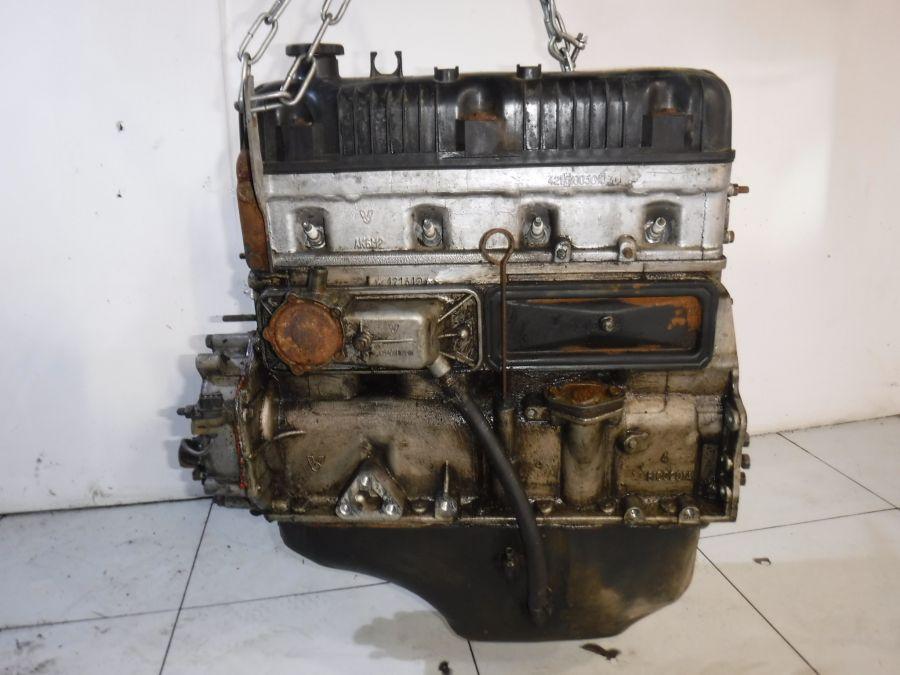 Двигатель GAZ