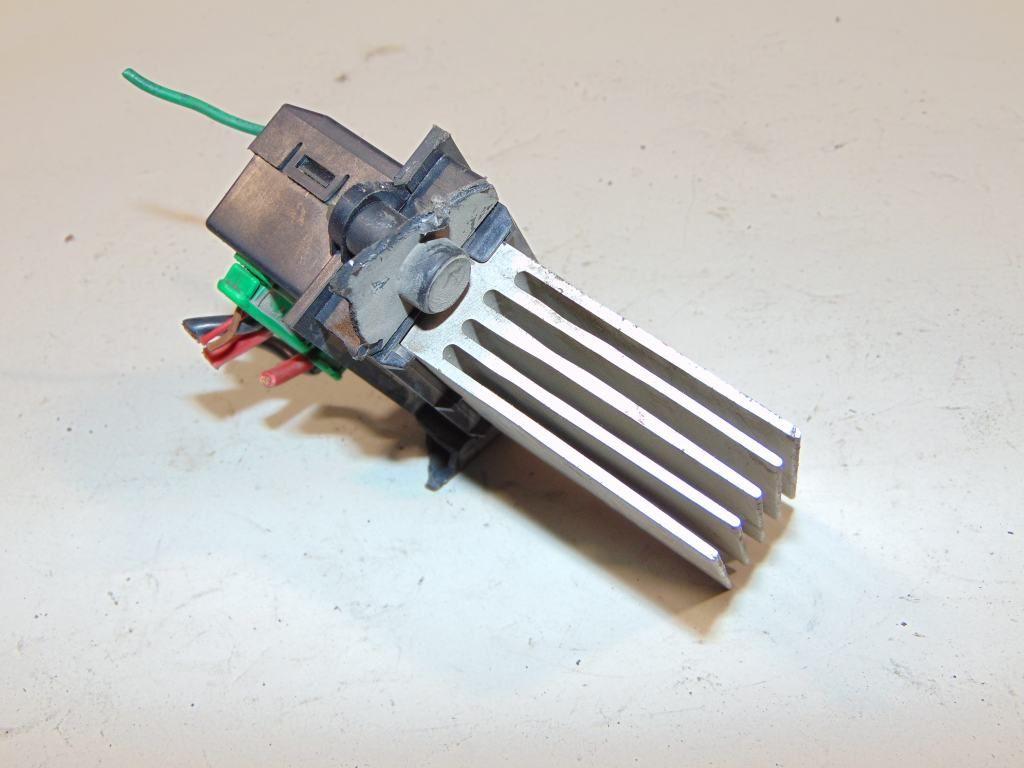 Резистор отопителя Citroen