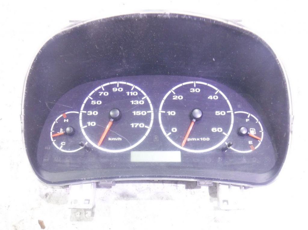 Панель приборов Fiat